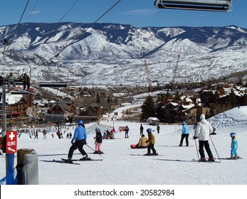 Snowmass, Colorado, Feb 2008