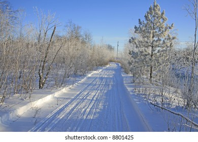 snowmobile trail sudbury ontario