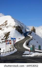 Snowtime in Austria