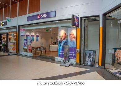 SNS Bank At Diemen The Netherlands 2019