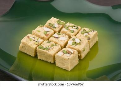 Soan Papdi, Indian Sweet
