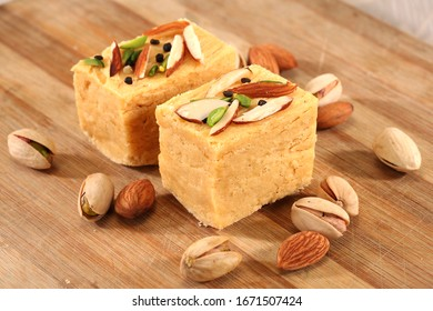 Soan Papdi - Indian Sweets