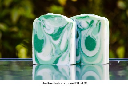 soaps are made only from natural, organic and highest quality ingredients and produced in small batches to ensure the highest quality