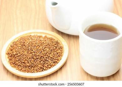 soba tea
