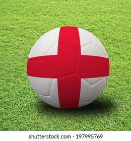 Soccer artwork for Championship 2014. Brazil.