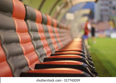 Excellent Substitute Bench Images Stock Photos Vectors Shutterstock Creativecarmelina Interior Chair Design Creativecarmelinacom