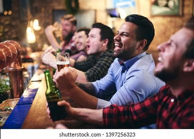 Soccer fan feel good about winning