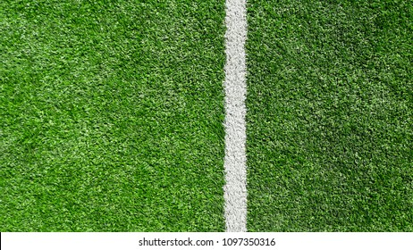 Soccer Field. Top View. football background sport place for text