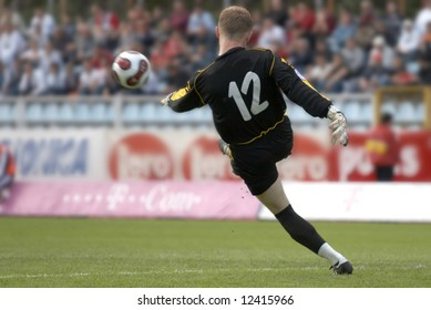 soccer football goalkeeper