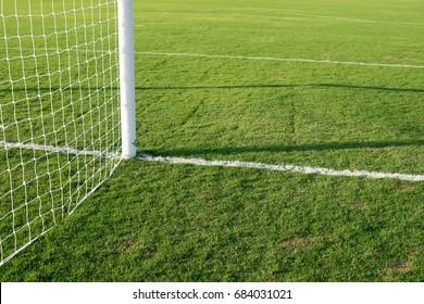 soccer goal and Net ball