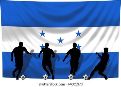 soccer player Honduras
