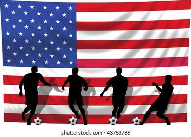 soccer player USA