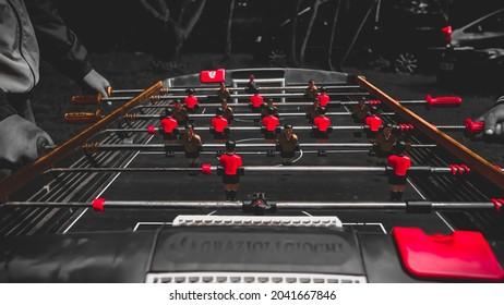 Soccer, soccer_PR, Futbol, fussball, Fifa, Wallpaper, Table soccer, Настольный футбол, games, 4k, UHD, entertainment, holiday, fun, обои,