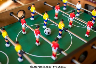 Soccer table kid's home toys, football family game table toys children's board