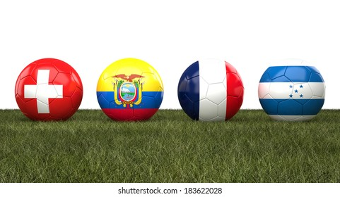 soccer wordl cup group e