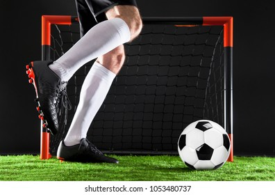 Soccer,popular sport. International game concept/,