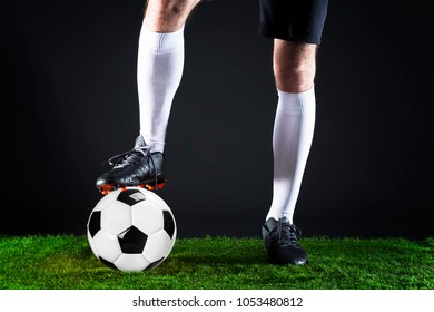 Soccer.Soccer game background.International tourment.