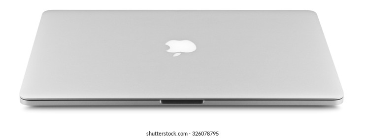 SOCHI, RUSSIA - OCTOBER 11 , 2015: Photo of a MacBook Pro. MacBook Pro Retina is a laptop developed by Apple Inc.