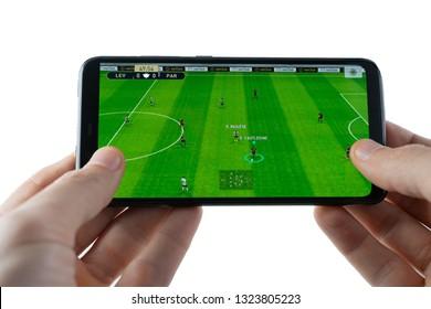 Pro Evolution Soccer Images, Stock Photos & Vectors   Shutterstock