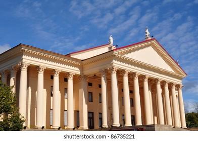 Sochi Winter (Zimny) Theater - Shutterstock ID 86735221