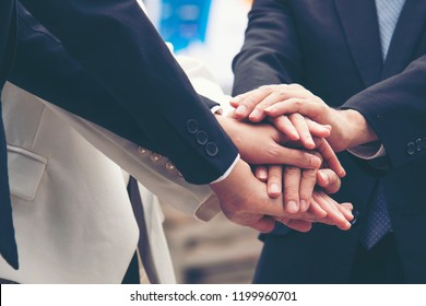 Social corporate company concept appreciation team trustworthy honor business valuable for Responsible Collaboration Teamwork. Dealing Business Motivated Honest Businessman is Appreciation Teamwork.