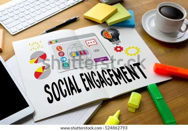 SOCIAL ENGAGEMENT  Analytics and data science of social networks , social media audience