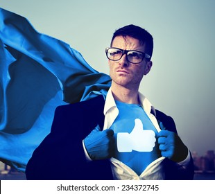 Social Media Superhero