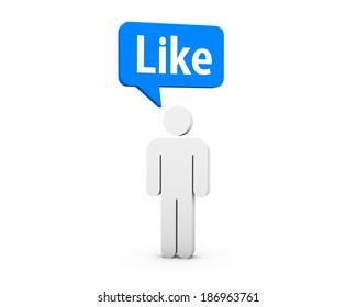 social media symbol like share  thumb up