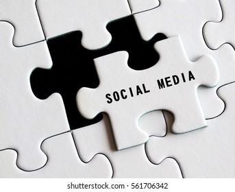 Social media text on missing puzzle