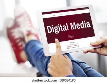 Social Platform Netwotk Digital Life
