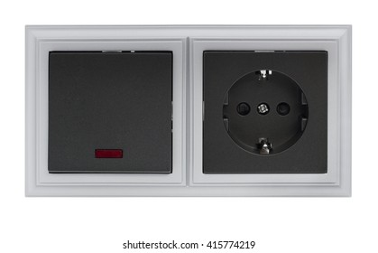 socket, switch