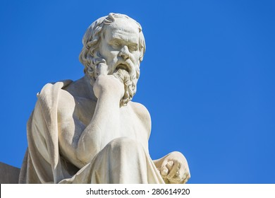 Socrates,ancient greek philosopher