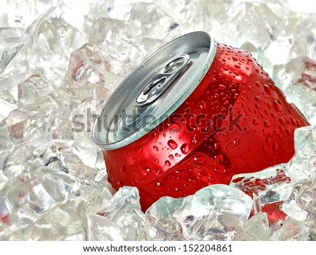 Soda or cola can