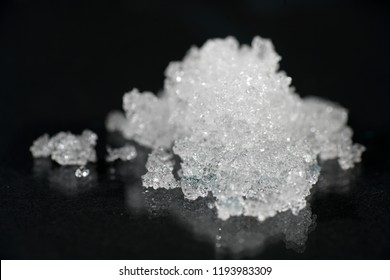 Sodium hydrogen sulfate is an acidic sodium salt of sulfuric acid.