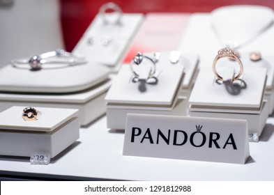 Pandora Jewellery High Res Stock Images Shutterstock