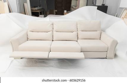 Sofa for a cinema