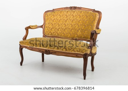 Sofas U2013 Settees Old Fashioned Bench