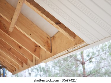 Soffit and Fascia Installation.