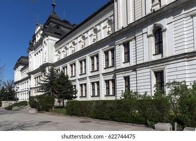 SOFIA, BULGARIA - APRIL 1, 2017: National Gallery for Foreign Art Quadrat 500 in Sofia, Bulgaria