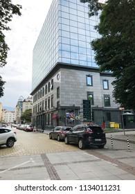 SOFIA, BULGARIA - JULY 01, 2018: Sofia is the capital and largest city of Bulgaria.