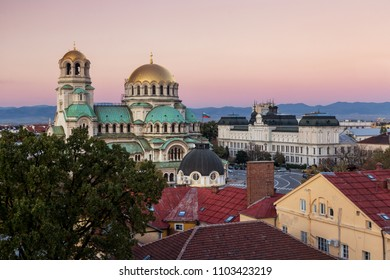 sofia  capital city of  Bulgaria