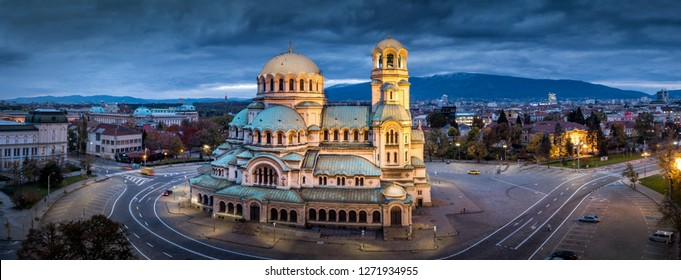 sofia  capital city of  Bulgaria