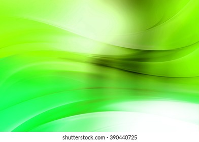Soft Beautiful Green Abstract Background
