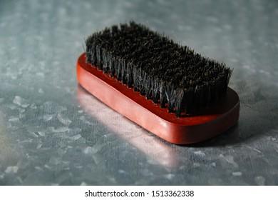 Soft Boar Hair Beard Brush