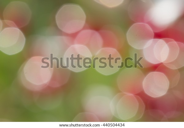 Soft bokeh background