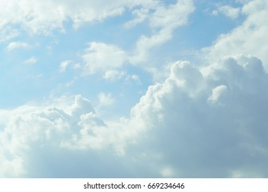 Soft clouds for your weather projects or heaven publications.