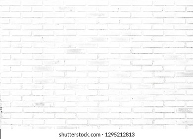 The Soft Color of Brick Wall Surface as Background