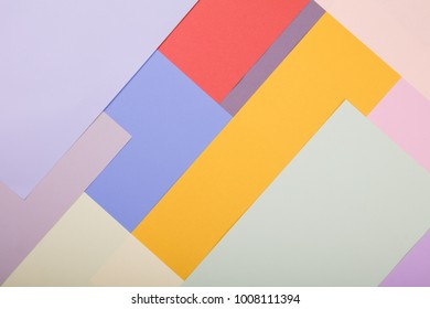 Soft colored paper background. Abstract concept
