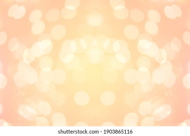 soft colorful bokeh lights defocused abstract background