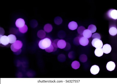 Soft de-focused lights background